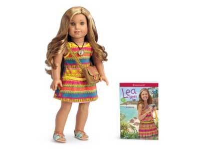 American Girl - Lea Clark - Lea Doll and Book - American Girl of 2016