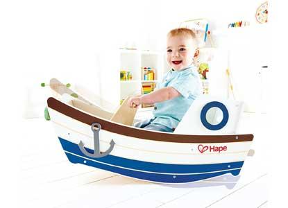 Hape High Seas Boat