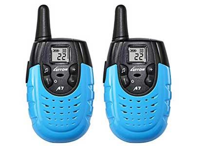 LUITON A7 Mini Durable Walkie Talkie Toy