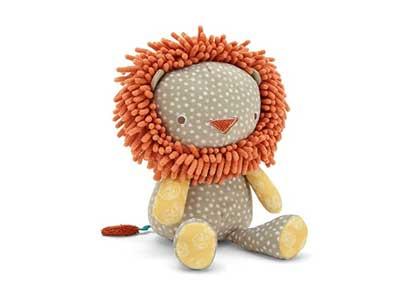 Mamas & Papas Zam Bee Zee Soft Toy Lion