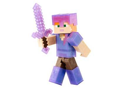 Minecraft Armor Up Alex 5