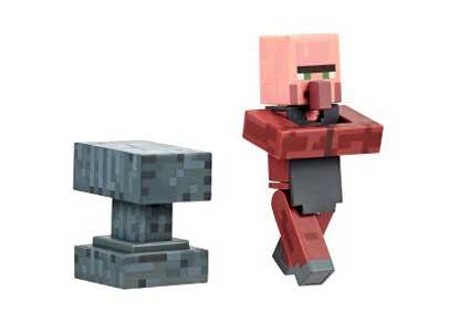 Minecraft - Blacksmith Villager Action Figure