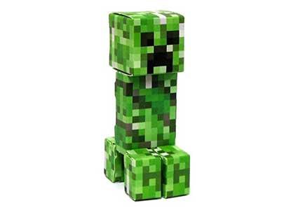 Minecraft Papercraft Creeper