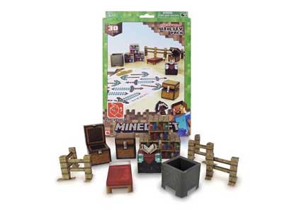 Minecraft Papercraft Utility Pack