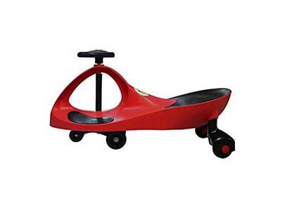 Ride On Car Swivel Roller Ride Kids Twist Wiggle Scooter