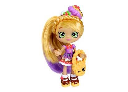 Shopkins Season 5 - Exclusive Pam Cake Shoppies Doll