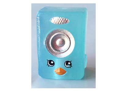 Shopkins Season 5 Special Edition Electric Glow Sammy Speaker