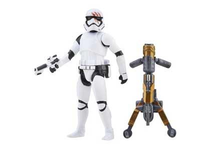 Star Wars: The Force Awakens 3.75 inch Desert Mission Finn<br />