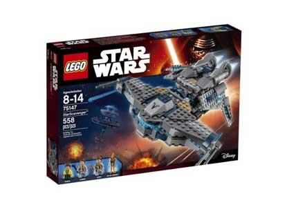 StarScavenger 75147 LEGO
