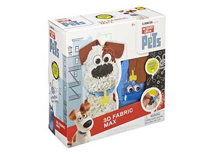 The Secret Life of Pets 3D Plush Max