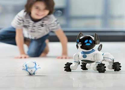 WowWee CHiP Interactive Robot Pet Do