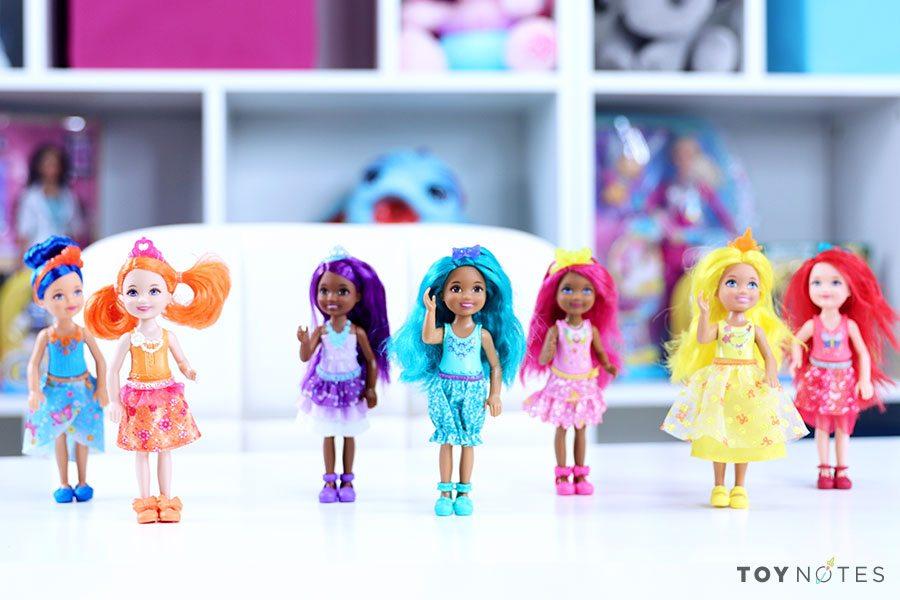 barbie dreamtopia dolls