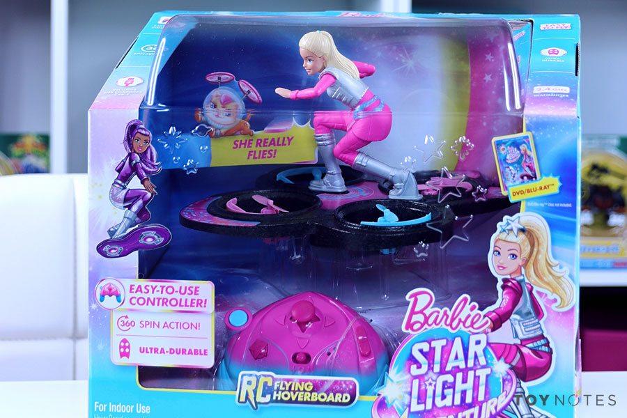 barbie rc doll
