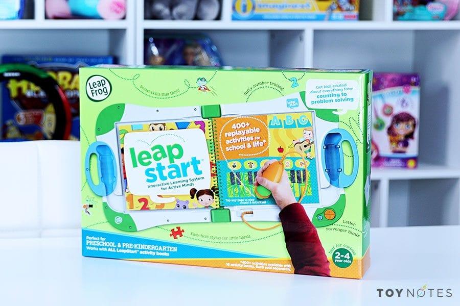 leapfrog leapstart unboxing