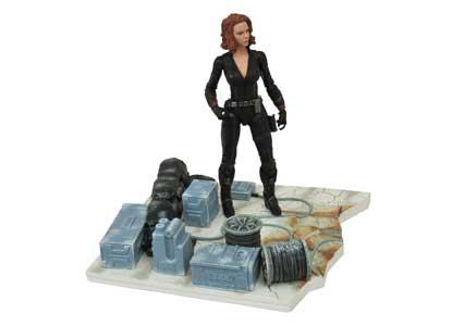 Avengers Age of Ultron: Black Widow Action Figure