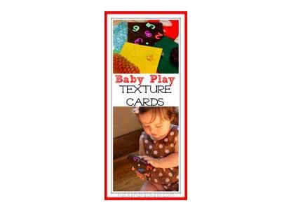 DIY Texture Cards