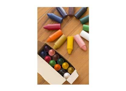 Honeysticks 100% Pure Beeswax Crayons (12 Pack)