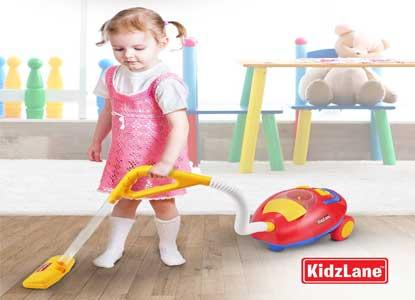 Kidzlane Toy Vacuum