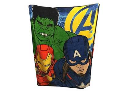 Marvel Avengers 2 Age of Ultron Plush 50'' x 60'' Fleece Throw