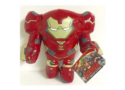 Marvel Avengers Age Of Ultron Talking Hulkbuster Plush Toy