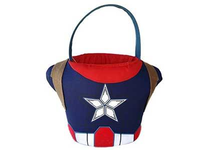 Marvel Avengers Age of Ultron Captain America JUMBO Plush Basket