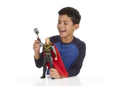 Marvel Avengers Age of Ultron Titan Hero Tech Thor 12 Inch Figure