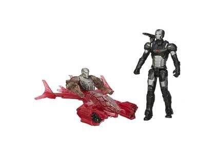 Marvel Avengers Age of Ultron War Machine Vs. Sub-Ultron 006 2.5-inch Figure Pack