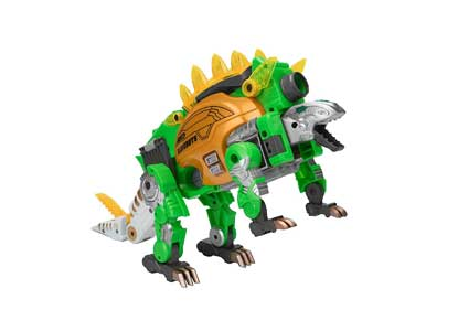 Newisland Alloy Transformable Toy Dinosaurs Series Toy Dino King