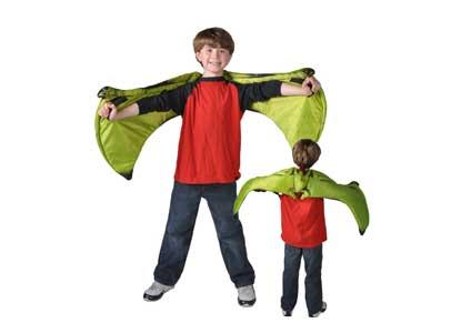 Pteranodon Dinosaur Plush Wings Kids Size