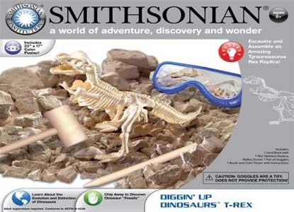 Smithsonian Diggin' Up Dinosaurs T-Rex