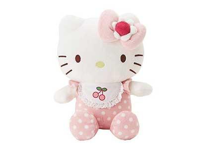 Soft Hello Kitty Huggable Baby Collection 8