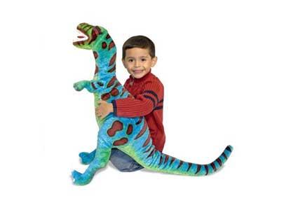 T-Rex Dinosaur Plush