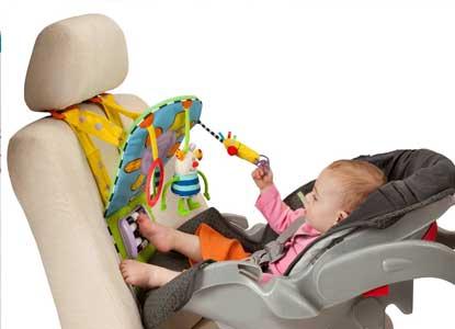 Taf Toys Feet Fun Baby Car Seat Toy