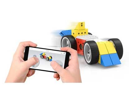 Tinkerbots Robotic Kit Advanced Builder Set