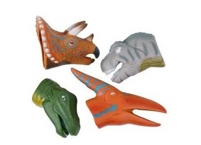 Toy Dinosaur Finger Puppets