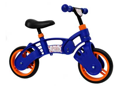 Uptown Toys 1st Ride Balance Bike
