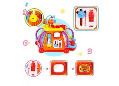 Wishtime Baby Multi-Function Educational Music Toy