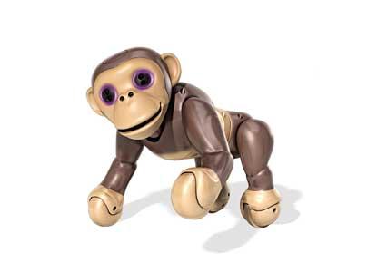 Zoomer Robot Chimp