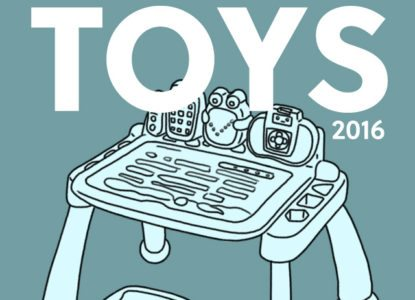 Love this list of unique toddler toys! So many cool gift ideas.