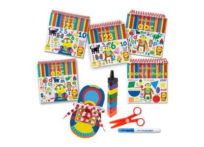 ALEX Toys Little Hands Ready Set School