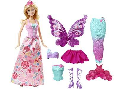 Barbie Fairytale Dress Up Set