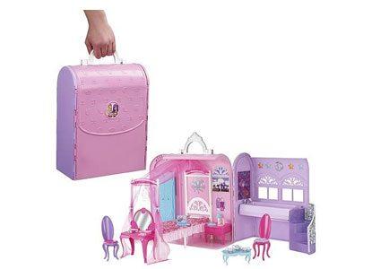 Barbie The Princess and Popstar House