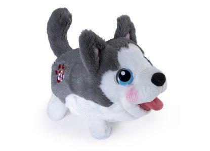 Chubby Puppies Plush, Husky
