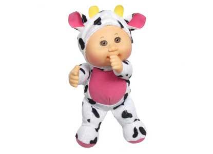 Clara Cow Cutie Baby Doll