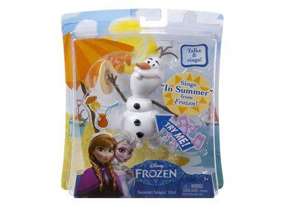 Disney Frozen Summer Singing Olaf Doll