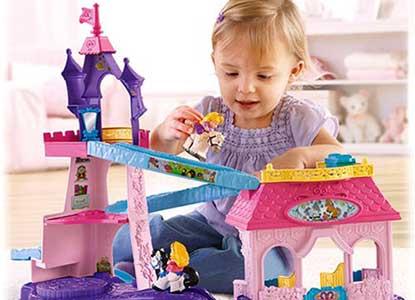 Disney Princess Klip Klop Stable