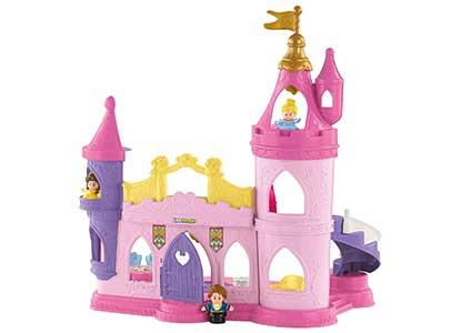 Disney Princess Musical Dancing Palace