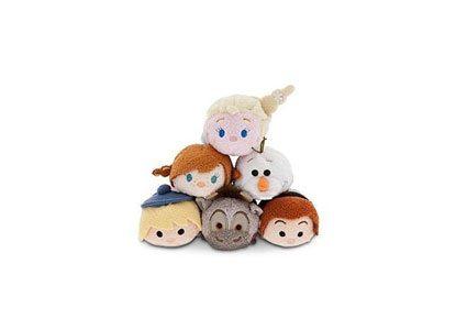 Disney TsumTsum Frozen Set of 6 Charecters