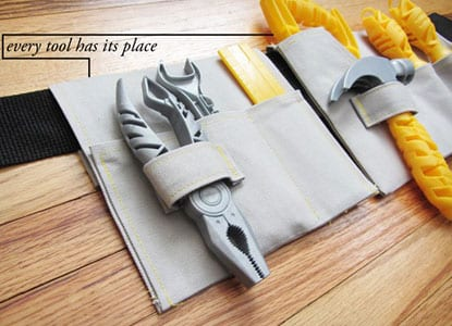 Diy Play Tool Belt