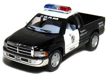 Dodge Ram Police Pickup Truck